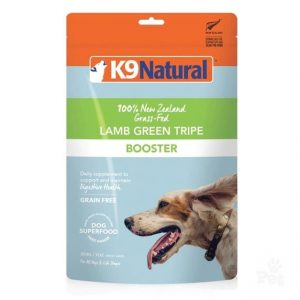 K9 Natural Lamb Green Tripe Booster
