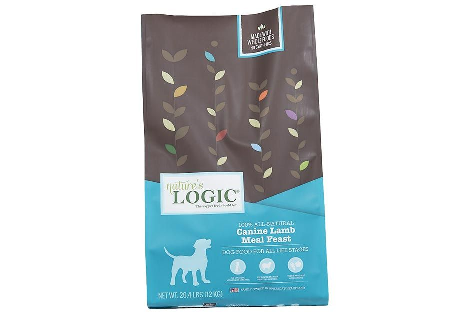Natures Logic Canine Lamb Meal Feast