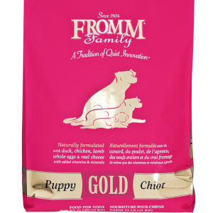 Fromm Family Puppy Gold Chiot Dog Food